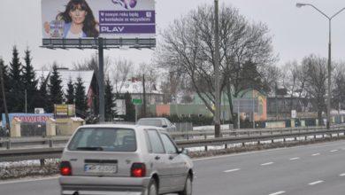 Reklama wielkoformatowa PLAY - billboard