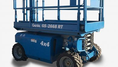 GENIE RT-2668-podnosnik-nozycowy-2